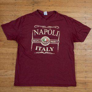 Napoli Italy Original Product Tee